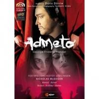 "(Rolling Stone) Handel: opera ""Admeto"" 2DVD"