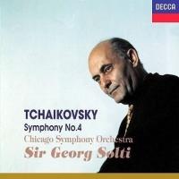 Tchaikovsky: Symphony No. 4 CD