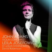 John Adams: Violin Concerto CD
