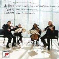 Juilliard String Quartet / Beethoven - David Christophe Chomsky - Bartok CD