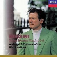 Rossini: & String Sonata No. 1, 3, 6 CD