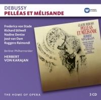 "Opera Empire - Debussy: opera ""Pelja and Meili Sang"" full song 3CD"