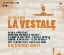 """Opera hall 30,"" Pang history imatinib: a chaste nun La Vestale 3CD"