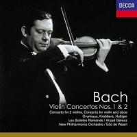 Bach: Violin Concerto No. 1 CD