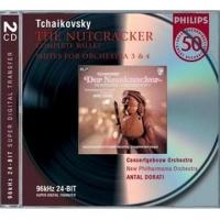 Tchaikovsky: Nutcracker opera, two suite 2CD