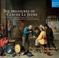 Repair Vegas Choir / Claude. Le Sang Treasures The Treasures of Claude Le Jeune CD