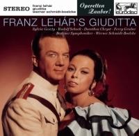 """Schmidt - Polk / Lei Haer: """"Zhu Dita"""" featured Lehar: Giuditta CD"""