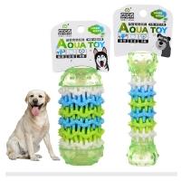 (寵物愛家)[Pet Love Home] TPR Molar Teeth Cleaning Medium and Large Dog Interactive Pet Toy-S (Random Color)