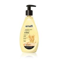 (CLIVEN)[CLIVEN Vanilla Forest] Amalfi Oatmeal Protective Liquid Soap-500ml