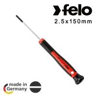 (FELO)【FELO】Precision screwdriver (-) 2.5x150mm
