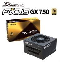 (Seasonic)Haiyun FOCUS GX-750 Gold Medal / Full Model (Code: SSR-750FX)