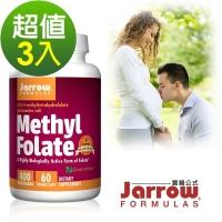 Jarrow Jarrow Formulas generation methyl tetrahydrofolate capsule (60 bottles x3) group