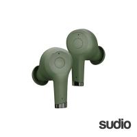 (sudio)Swedish design Sudio ETT true wireless anti-noise Bluetooth headset ~ green