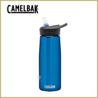 (CAMELBAK)CamelBak 750ml eddy+ multi-water straw water bottle Oxford blue