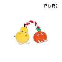 (PurLab)[PurLab] Big orange and big pear talking teeth toy