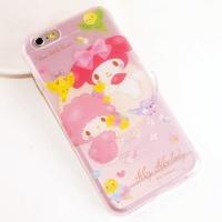 (Melody)Melody Merlot iPhone6/6s 4.7 吋 phone case (TPU soft case). Little blue bird