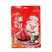 [Qiaoyi] Honey Sauce Pork Jerky 120g/Pack