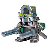 (letoy)Fighting Bottle Cap Man BOT-14 Cold Steel Yulu Samurai