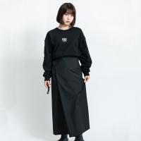 (kiu)Japan KIU 212-900 black UV resistant, breathable and waterproof skirt with storage bag