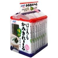 Hagoromo 味付8P 海苔 (20.8g)