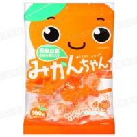 Kawaguchi Confectionery Shaped Mandarin Candy (100g)
