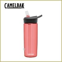 (CAMELBAK)CamelBak 600ml eddy+ multi-water straw water bottle rose