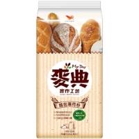 統一 麥典實作工坊麵包專用粉(1kg/包)