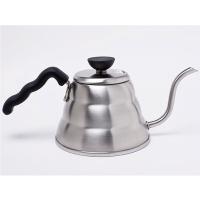 (HARIO)【HARIO】Mini stainless steel slender pot 1.0L VKB-100HSV