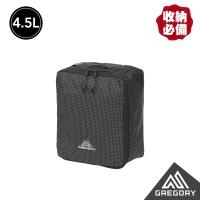 (gregory)Gregory 4.5L PACKING CUBE AL storage square bag black