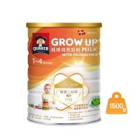 《桂格》三益菌成長奶粉(1500g/罐)