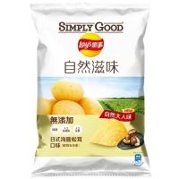 SIMPLY GOOD 樂事日式海鹽松茸口味77G/包