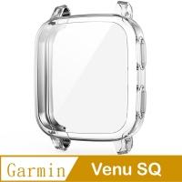 Garmin Venu SQ 超薄透明隱形保護套(全包款)