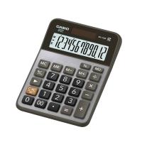 (casio)CASIO ‧12-digit dual-power commercial computer/MX-120B