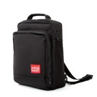 (manhattan)ManhattanPortage Manhattan 1470 San Remo Dual Purpose Bag Black