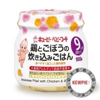 【日本Kewpie】A-92雞肉野菜炊飯泥100g