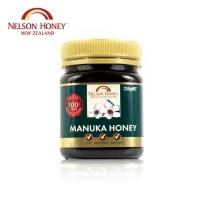 紐西蘭 Nelson Honey 麥盧卡蜂蜜 MGO100+ 250g