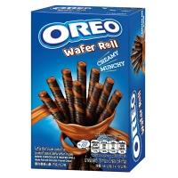 OREO 奧利奧捲心酥 巧克力口味54g/盒