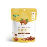 【義美生機】蜂蜜杏仁100g