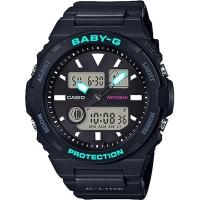 (casio)CASIO Casio Baby-G OUTDOOR Sports Series Surfing Women's Watch-Fashion Black BAX-100-1A