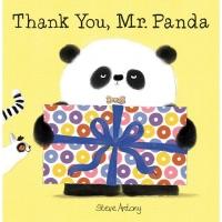 (Hodder Childrens Books)Thank You, Mr Panda 謝謝你貓熊先生(厚頁書)(外文書)