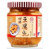 《江記》甜酒豆腐乳(200g)
