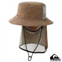 [QUIKSILVER] UV SUP CAMP HAT outdoor sports cap Khaki