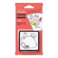 日本 MIDORI《Paintable Stamp 浸透印》外食紀錄