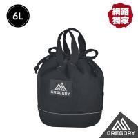 (gregory)Gregory 6L CINCH CANV beam port dual-use bag M black