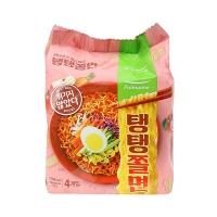 韓味不二【韓國原裝】QQ冷麵 (123g*4包)