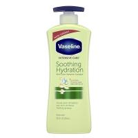 (Vaseline)Vaseline Moisturizing Lotion [Aloe Fresh Moisturizing] 600ml