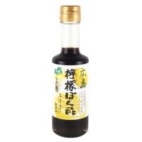 【大地】日本廣島檸檬酢醬油(180ml/瓶)