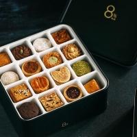 【8ice】經典法式手工餅乾禮盒262.5公克