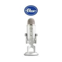 美國Blue Yeti 雪怪 USB麥克風 (霧銀)