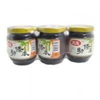 """""""Da Mao"""" juvenile melon-glass bottle (3 pcs)"""